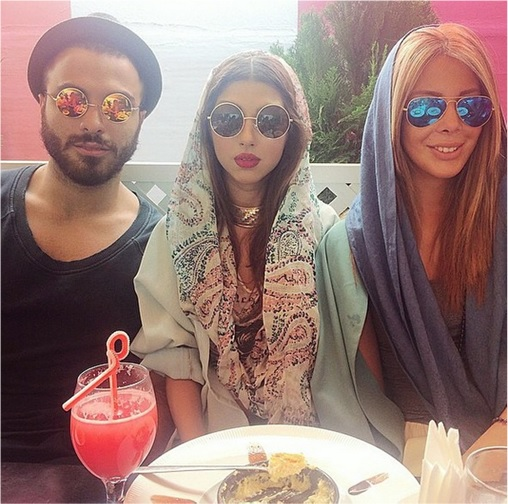 Rich Kids Of Tehran - Guys and Girls Be Different