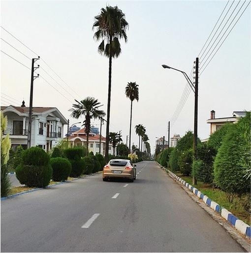 Rich Kids Of Tehran - Luxury Residential Area