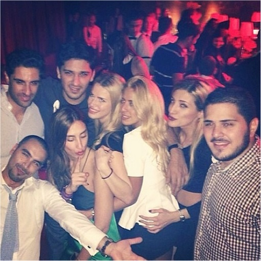 Rich Kids Of Tehran - Midnight Mehmoonis Party