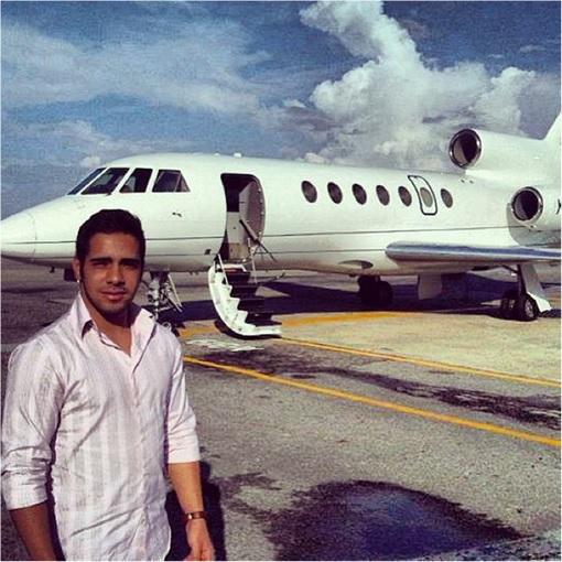 Rich Kids Of Tehran - Private Jet