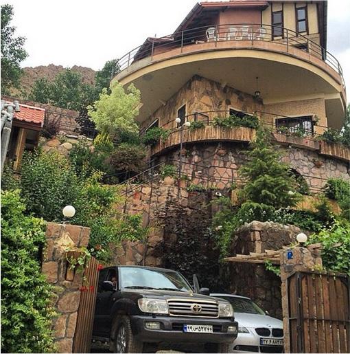 Rich Kids Of Tehran - Villa in Damavand
