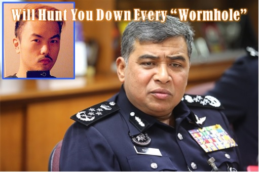 Sun Complex Bukit Bintang Grenades Attack - IGP to Alvin - Will Hunt You Down Every Wormhole