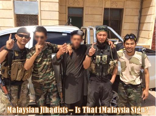 Sun Complex Bukit Bintang Grenades Attack - Malaysian Jihadists At Syria