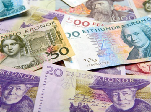 Sweden Cashless Country - Kronor Notes