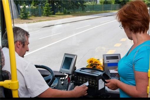Sweden Cashless Country - Public Bus