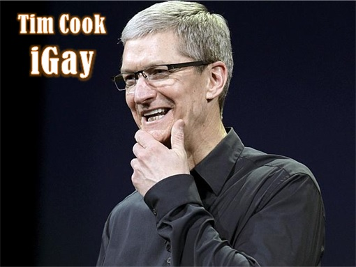 Tim Cook - iGay