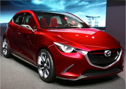 Top 20 Car Get Most Traffic Tickets - Mazda 2