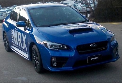 Top 20 Car Get Most Traffic Tickets - Subaru WRX