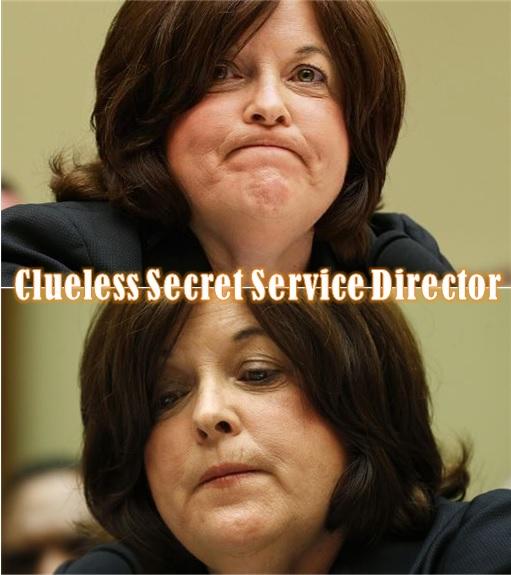 US Secret Service - Director Julia Pierson Clueless