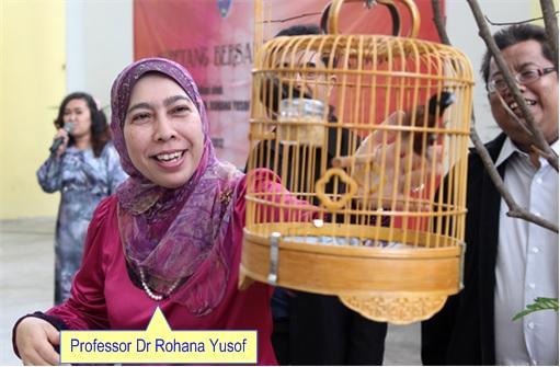 University Malaya - Professor Dr Rohana Yusof