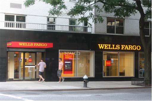 Wells Fargo Outlet Branch
