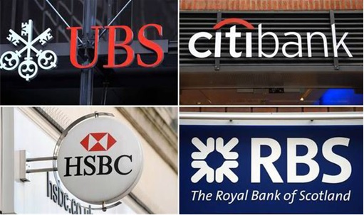 Foreign Exchange Scandal - UBS, Citibank, HSBC, RBS