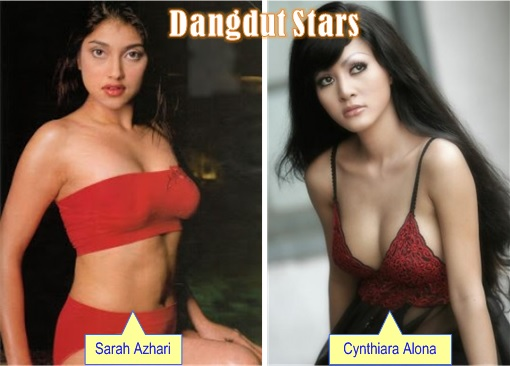 Indonesian Dangdut Stars