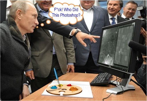 Busted!! Russia Latest Stunt On Fake MH17 Images Fails Miserably