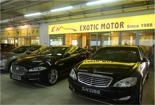 Singaporean Pays Law Suite In Coins - Exotic Motor