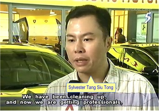 Singaporean Pays Law Suite In Coins - Slyvester Tang Siu Tong - Exotic Motor