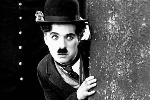 U.S. 2014 MidTerms Election - 80 Years Ago Charlie Chaplin