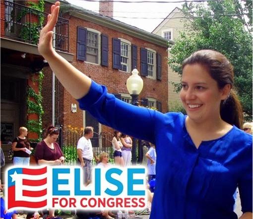 U.S. 2014 MidTerms Election - Elise Stefanik Becomes Youngest Congresswoman
