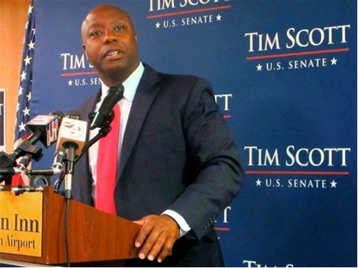 U.S. 2014 MidTerms Election - Tim Scott Becomes First Black To Win South Carolina