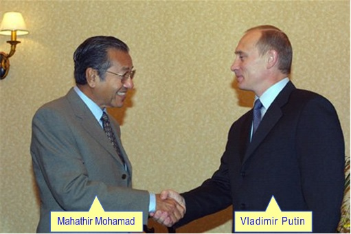 Meet Mahathir, The Only Person Who Can Save Russian Economic Meltdown
