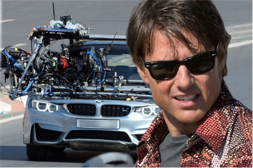 Mission Impossible 5 - Tom Cruise - Production