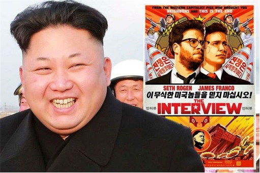 North Korean Hackers - The Interview Movie - dictator Kim Jong-un