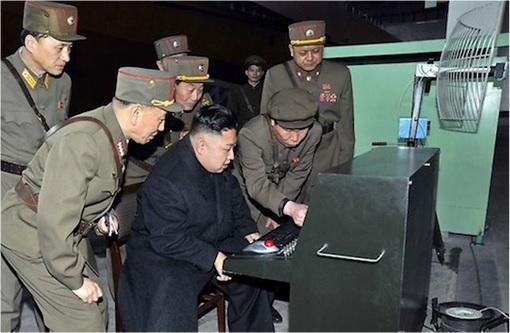 North Korean Hackers - dictator Kim Jong-un