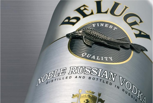 Russian Beluga Vodka