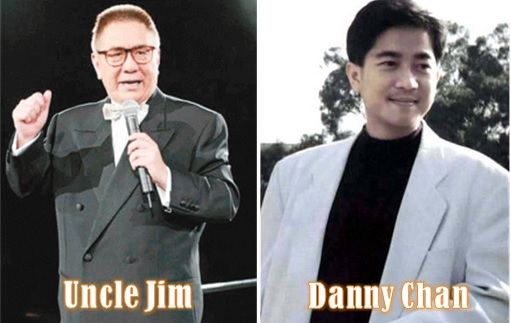 Uncle Jim and Danny Chan