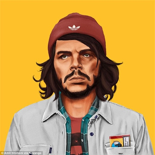 World Leader as Hipster - Che Guevara