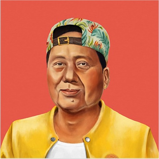 World Leader as Hipster - Mao Zedong