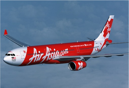 AirAsia Flight QZ8501 Tragedy - Plane