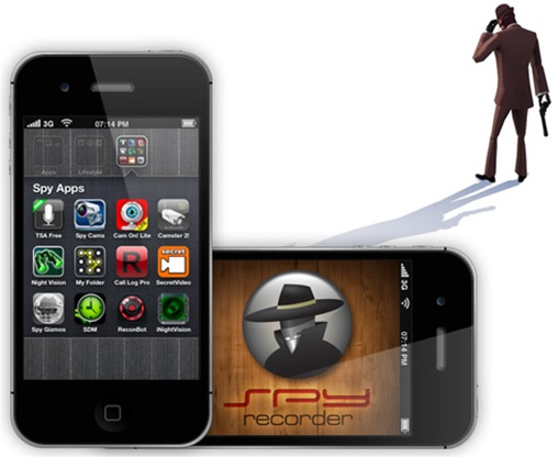 Apple iPhone Spyware Spy Phone