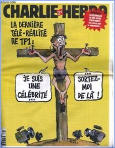 Charlie Hebdo Controversial Cover - A Celebrity (2006)