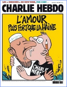 Charlie Hebdo Controversial Cover - Love (2011)