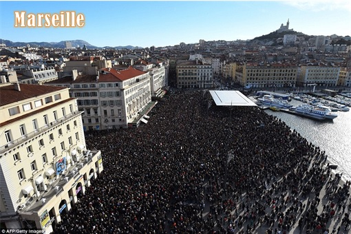 France Massive Rally - Marseille
