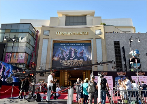 Hollywood Blockbuster Movies - Guardians of Galaxy Theatre