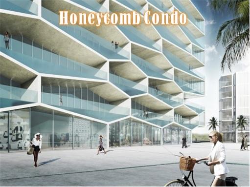 Honeycomb Condominium - Private Swimming Pool Concept