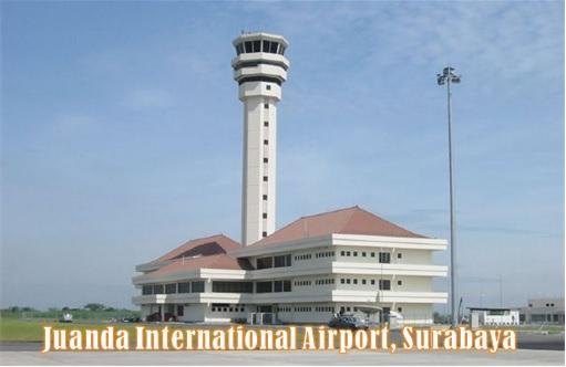 Juanda International Airport, Surabaya