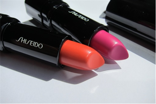Lipstick Index - Shiseido Lipsticks
