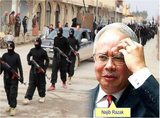 Malaysia Airlines Website Hacked - Najib Razak Praised ISIS