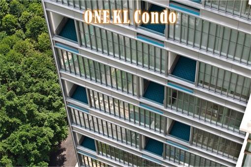 ONE KL Condominium - Private Swimming Pool Concept