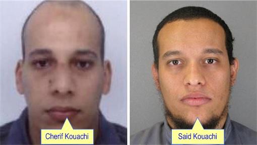 Paris Attack - Cherif and Said Kouachi