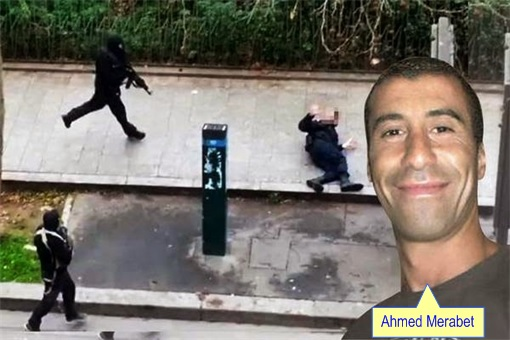 Paris Attack - Hero Muslim Police Officer Ahmed Merabet