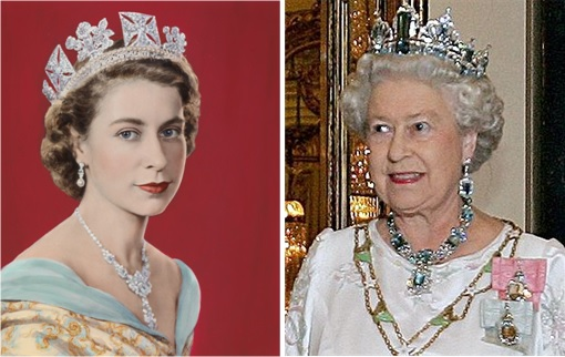 Queen Elizabeth - Oldest Monarch