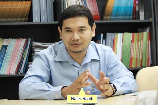 Rafizi Ramli