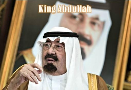 Saudi Arabia - King Abdullah Dies