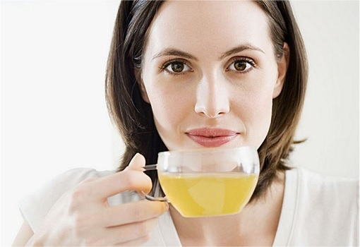 Sipping a Cup of Urine in Hot Water