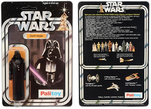 Star Wars Toys Vectis Auction - Darth Vader