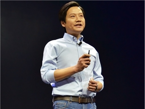 Xiaomi Mi Note - Lei Jun during Product Presentation